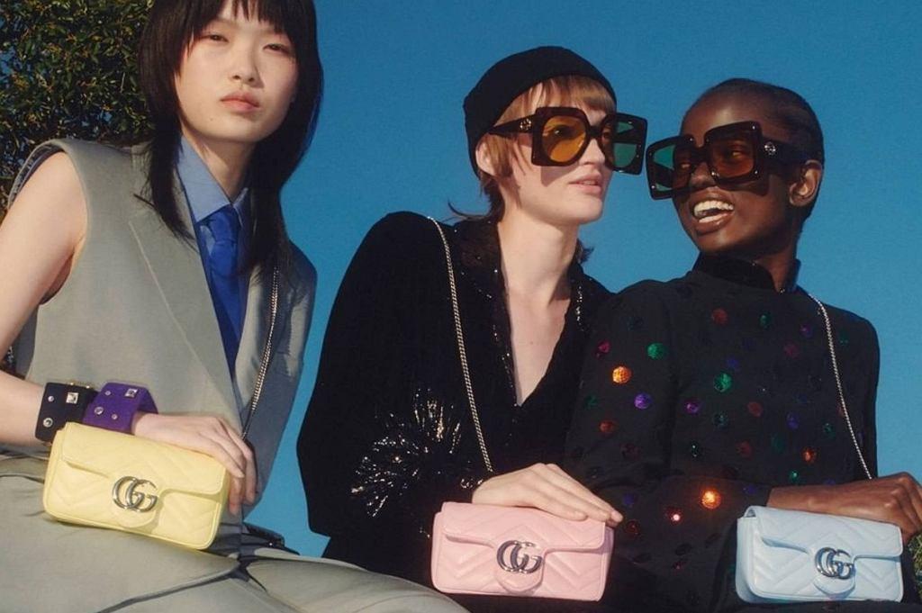 Kolekcja Gucci