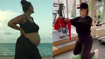 Ashley Graham zdradziła sekrety treningów w ciąży