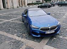 """BMW 840i Gran Coupe przyjechało do Studia Biznes. """"Propozycja dla wymagających"""""""