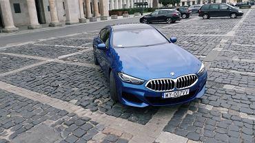 BMW 840i Gran Coupe w Studiu Biznes