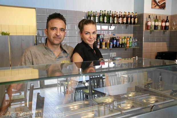 Zdjęcie numer 1 w galerii - Nowy lokal pod adresem Hynka 65. W Centro zamówisz pizze i makarony