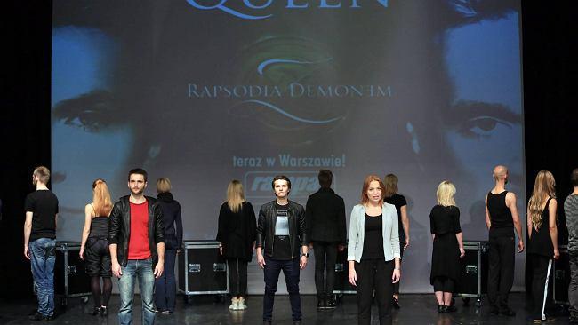 Queen w Teatrze Rampa. Znane przeboje zaśpiewają młodzi wokaliści [ROZMOWA]