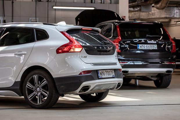 Dożywotnia Gwarancja na części Volvo