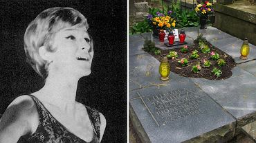 Ludmiła Jakubczak została pochowana na Starych Powązkach w Warszawie