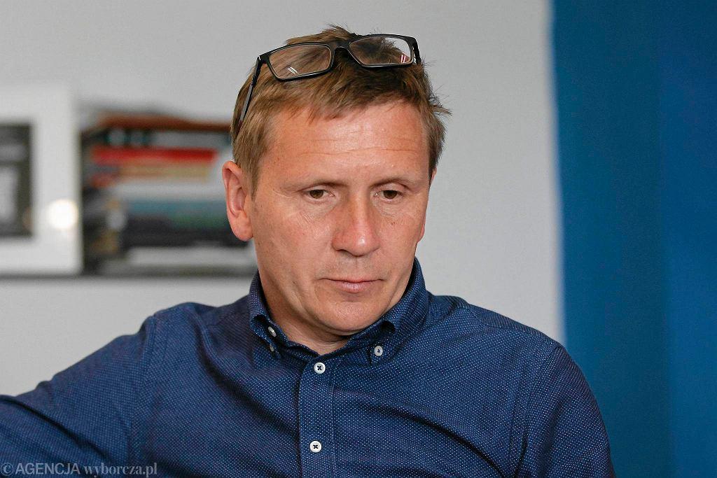 Mirosław Mosór bronił Ruchu Chorzów przed Komisją Licencyjną
