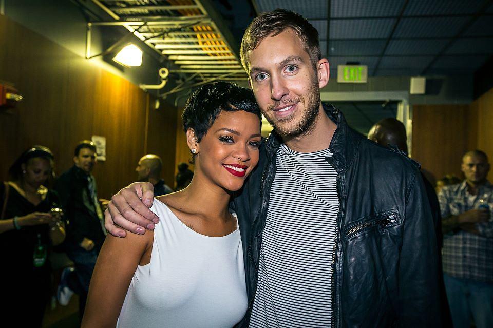 Rihanna i Calvin Harris znowu razem w utworze