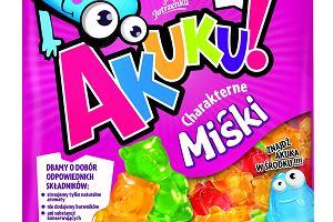 Daj się zaskoczyć odmienionym żelkom Akuku!