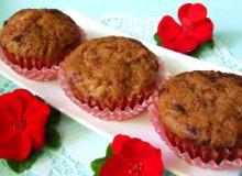 Muffinki jabłkowo-cynamonowe - ugotuj