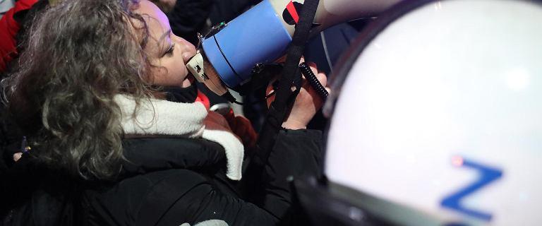 Strajk Kobiet: Policja ma zgodę na masowe łamanie praw obywatelskich