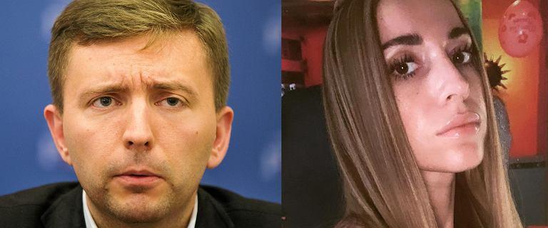 Łukasz Schreiber komentuje medialne występy żony. Nie szczędził słów