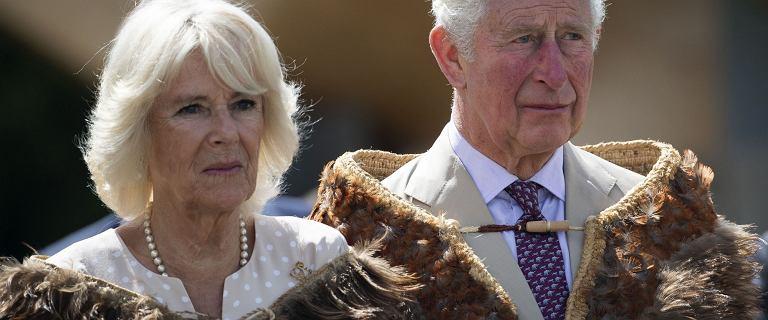 Królowa Matka wynajęła wnukowi... dom schadzek