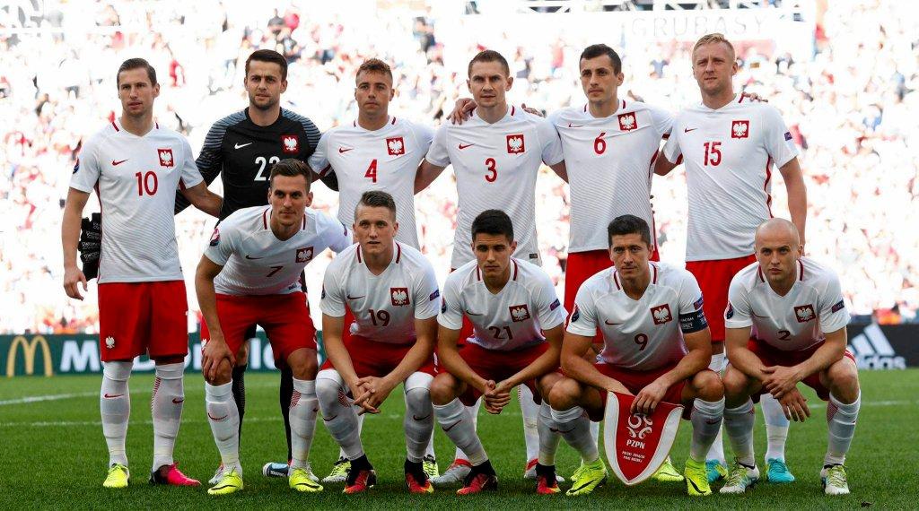 Euro 2016. Mecz Polska - Ukraina