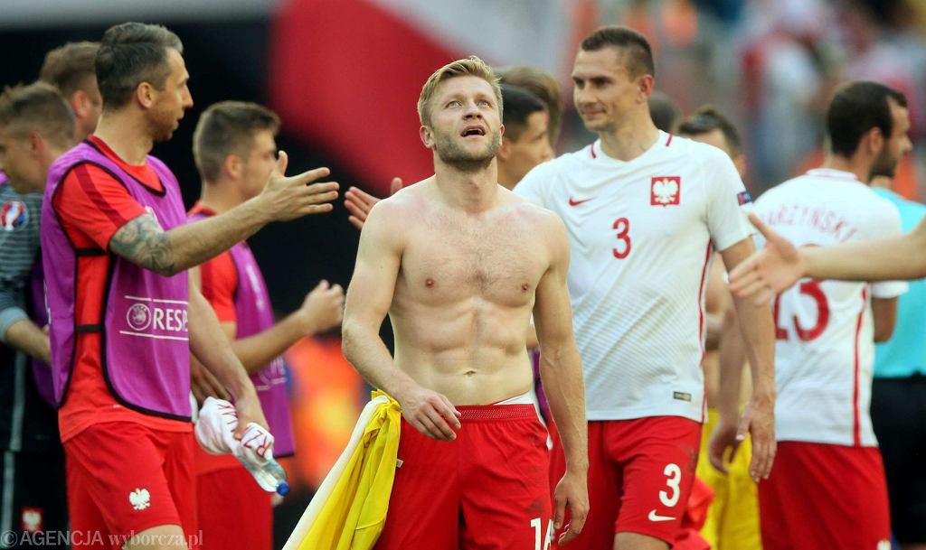 Jakub Błaszczykowski po meczu Polska - Ukraina