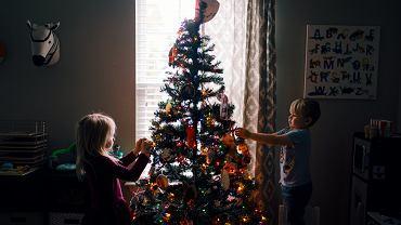Boże Narodzenie. Piosenki świąteczne dla dzieci