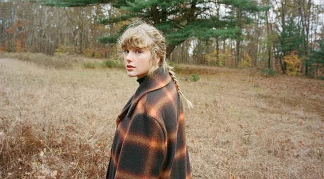 'Evermore' Taylor Swift