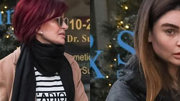 Sharon Osbourne z córką