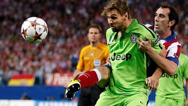 Mecz Atletico - Juventus