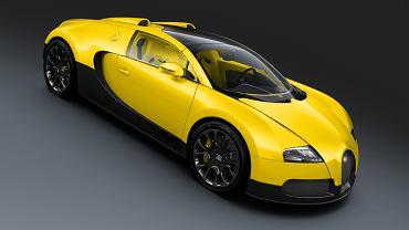 Bugatti Veyron-16-4 Grand Sport