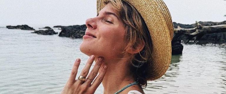 Marta Wierzbicka wspomina wakacje. Internauci: Dlaczego Ty jesteś tak chuda?