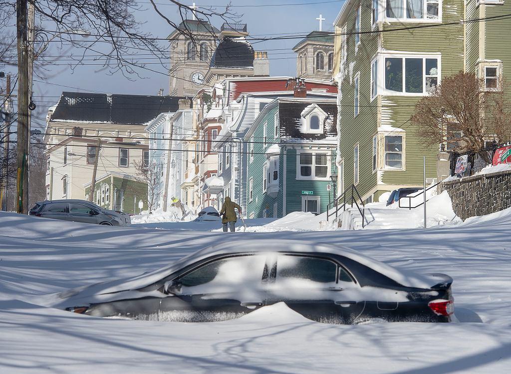 Canada Blizzard