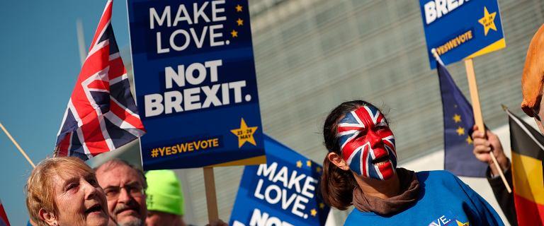 Brytyjczycy chcą zostać w UE. Ponad milion osób podpisało się pod petycją