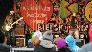 2015 rok, Bielsko-Biała. 23. finał WOŚP na Rynku