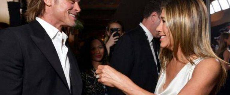 Znajomi tłumaczą, jak wyglądają relacje Brada i Jennifer