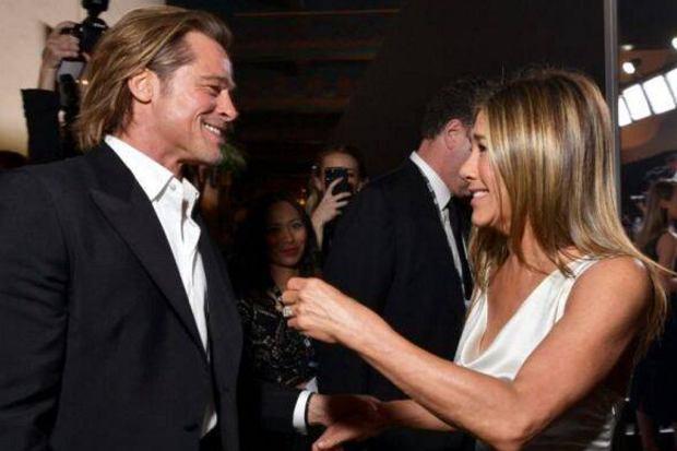 Jennifer Aniston i Brad Pitt znów są na językach. Chodzi oczywiście o ich rzekomy romans. Przyjaciele aktorów zdradzili, jak jest naprawdę.