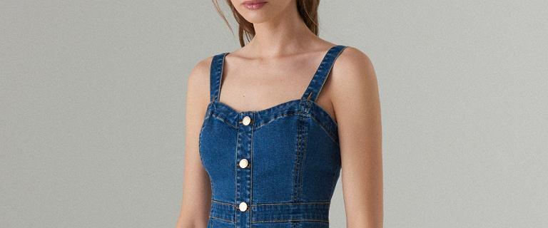 Jeansowe sukienki na sezon wiosna-lato. Przegląd najładniejszych modeli