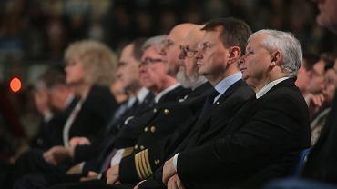 Jarosław Kaczyński na urodzinach Radia Maryja