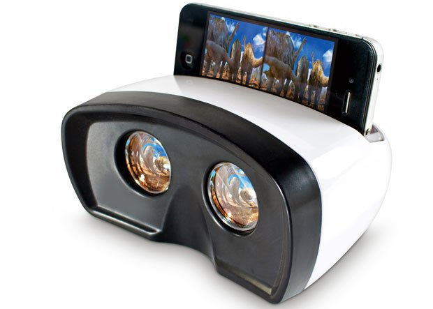 3D Movie Viewer for iPhone. Cena: 13 funtów