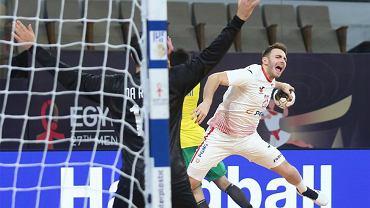 Mecz Polska - Brazylia na mistrzostwach świata w piłce ręcznej