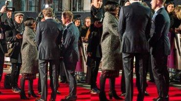 Premiera w Londynie