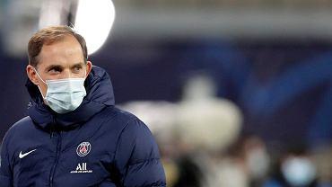Thomas Tuchel zwolniony z PSG przez piłkarzy?