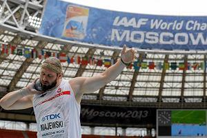Tomasz Majewski bez medalu