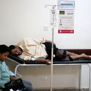 """Wojna w Jemenie. """"Pojawiły się choroby, których od dawna nie było"""""""