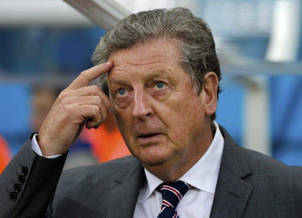 Roy Hodgson trener reprezentacji Anglii