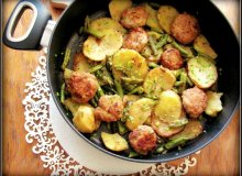 Zimowa patelnia, czyli zapiekane ziemniaki z nutą orientalnych przypraw - ugotuj