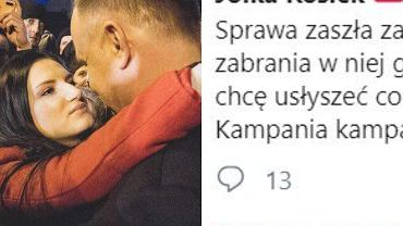 Jolka Rosiek, Andrzej Duda