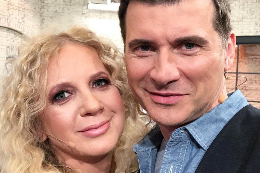 Marzena Rogalska i Tomasz Kammel