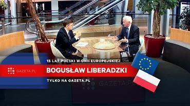 Rozmowa z Bogusławem Liberadzkim w PE