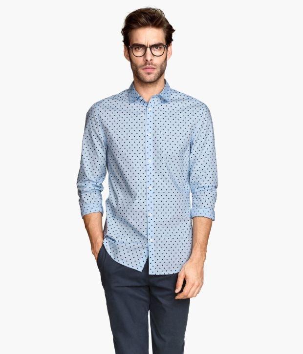 Koszula z kolekcji H&M. Cena: 39,90 zł