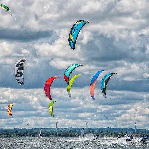 Mistrzostwa Polski i wielki finał Pucharu Polski w kitesurfingu
