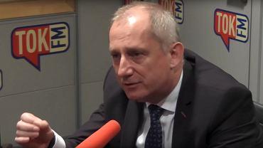 Sławomir Neumann, szef klubu PO