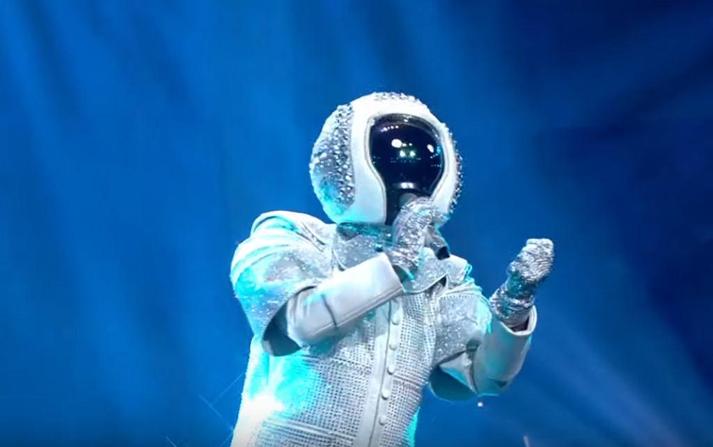 Tears In Heaven - Eric Clapton | Astronaut Performance Finale | The Masked Singer | ProSieben