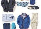 Męska moda weekendowa: do miasta i nad morze
