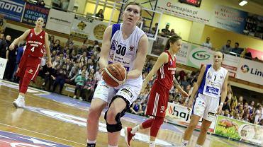 Basket Liga Kobiet, sezon 2017/18: AZS AJP Gorzów - Wisła Kraków 56:64 (16:13, 13:21, 14:14, 13:16)