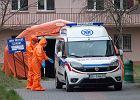 Kolejne 68 potwierdzonych przypadków zakażenia na Mazowszu
