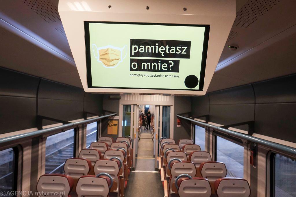 Nie będzie mandatów za brak maseczek w transporcie publicznym. Projekt odrzucono