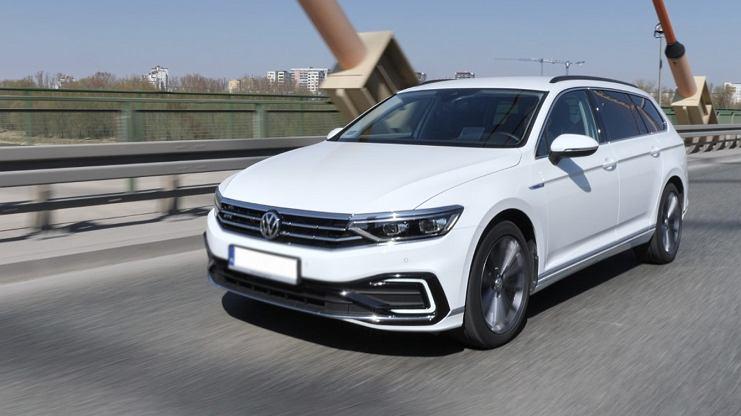 W Studiu Biznes testujemy nowego VW Passata w wersji GTE